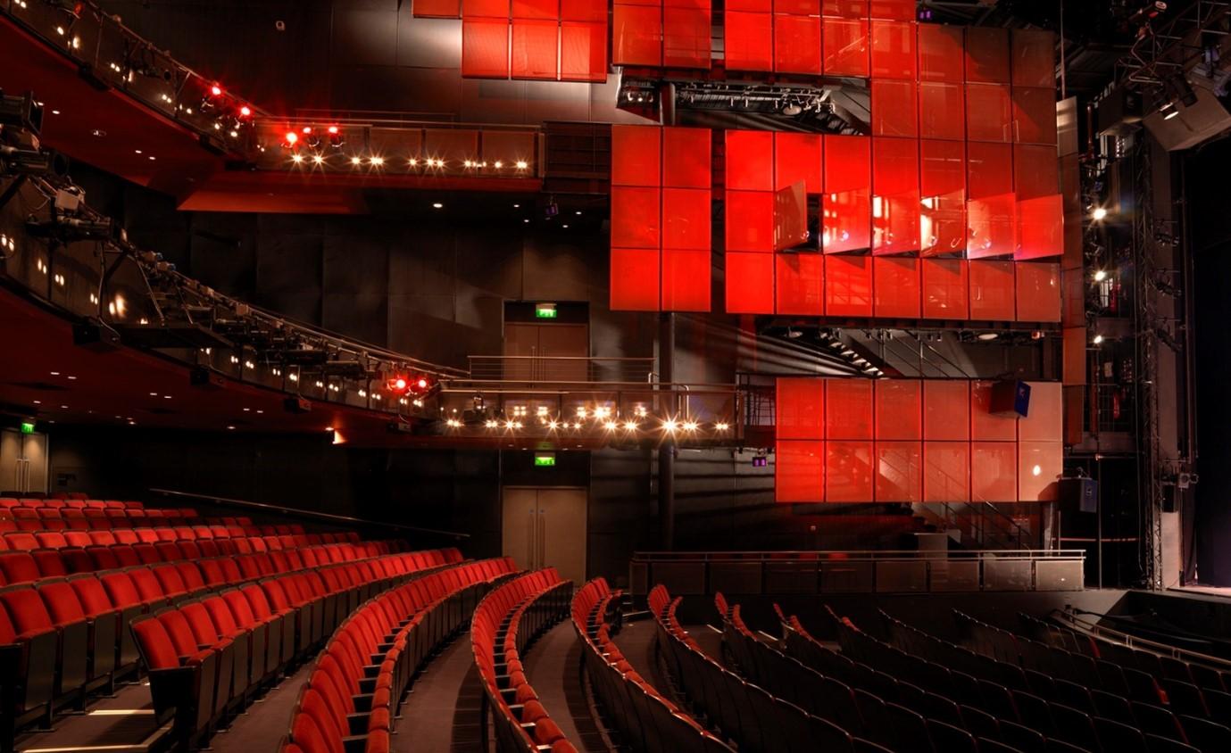 Sadler's Wells Theatre auditorium